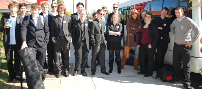 SYJO on tour, 2011