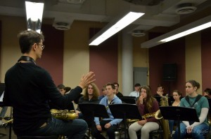 Donny McCaslin with the JWA Tour Band