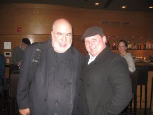 Zac with Randy Brecker