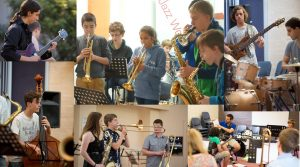 Winter jazz camp