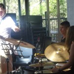 Saul Richardson teaching