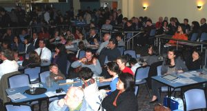 audience at JWA concert, chatswood rsl