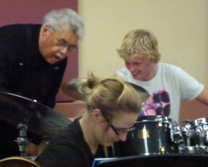 JWA band with Rufus Reid