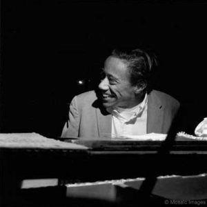 Horace Silver. Photo thanks to Blue Note Records.