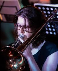 Rose Foster, trombone