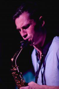 Jack stoneham, sax lessons @ JWA