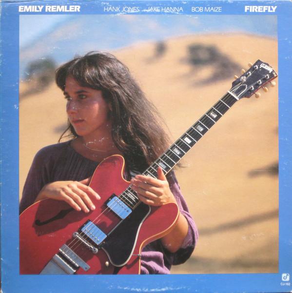 """Emily Remler - """"firefly"""" album cover"""
