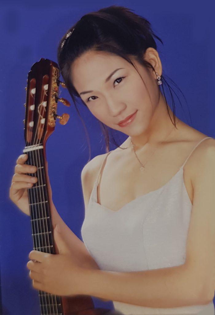 MIchelle Shih, classical guitar teacher